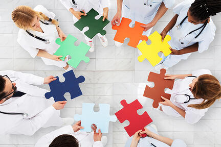 Healthcare-puzzle-team-psychological-safety